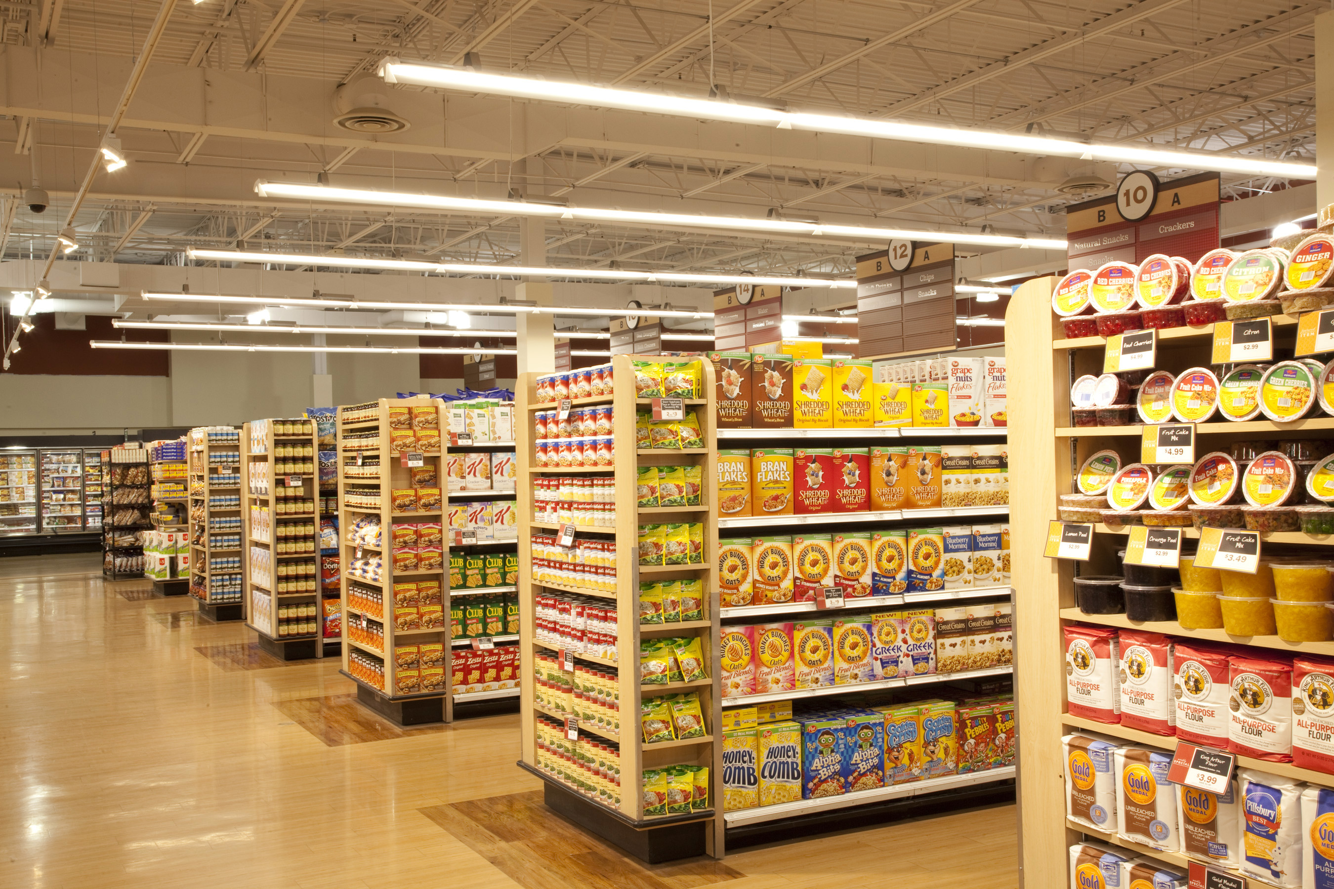Retail grocery lighting globalux retail grocery lighting arubaitofo Choice Image